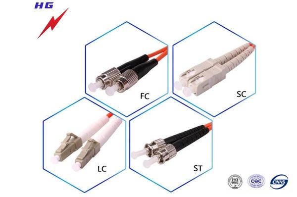 FTTH 1-12芯室内外皮线光缆跳线加接头
