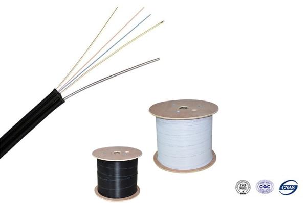 常熟FTTH室内外皮线光缆1-12芯